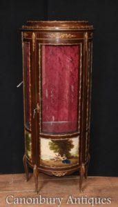 Quadro Antico Francese Kingwood Bijouterie Vernis Martin Dipinti