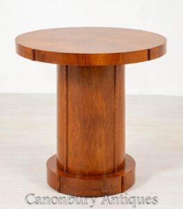 Tavolino vintage Art Déco - Noce 1930