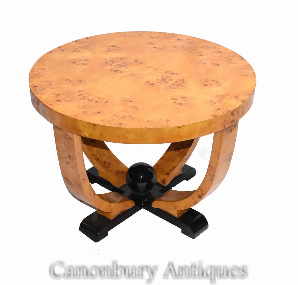 Tavolino Art Déco - Interni di mobili anni '20 ruggenti